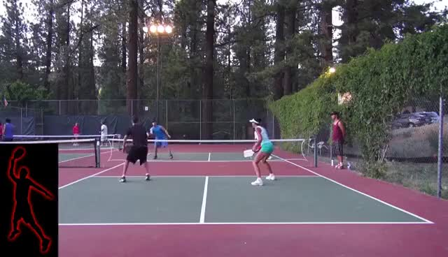 Watch and share Pickleball Highlights : Puppet Master GIFs on Gfycat