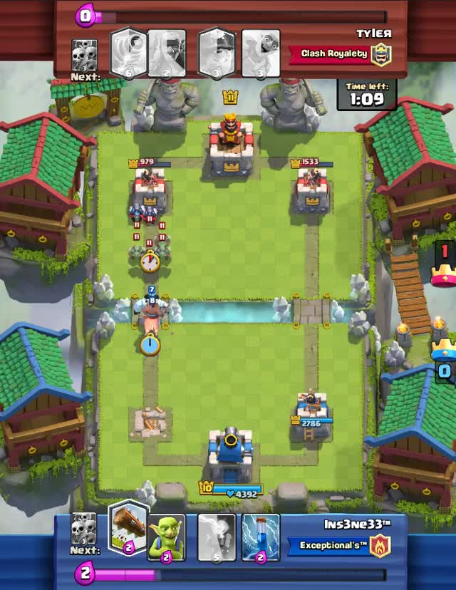 Watch So satisfying GIF on Gfycat. Discover more ClashRoyale, clashroyale GIFs on Gfycat