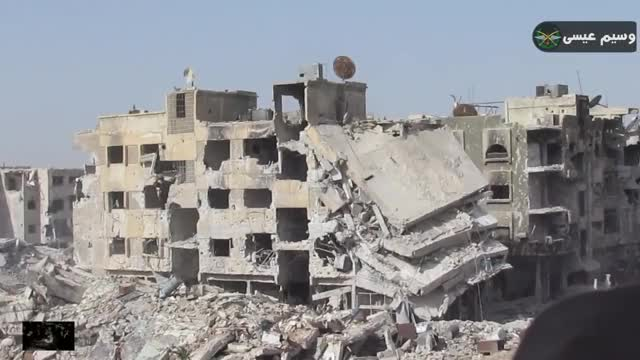 Watch and share Syrian Tunnel Bomb Sinks A Government Position GIFs by knowyourpast on Gfycat
