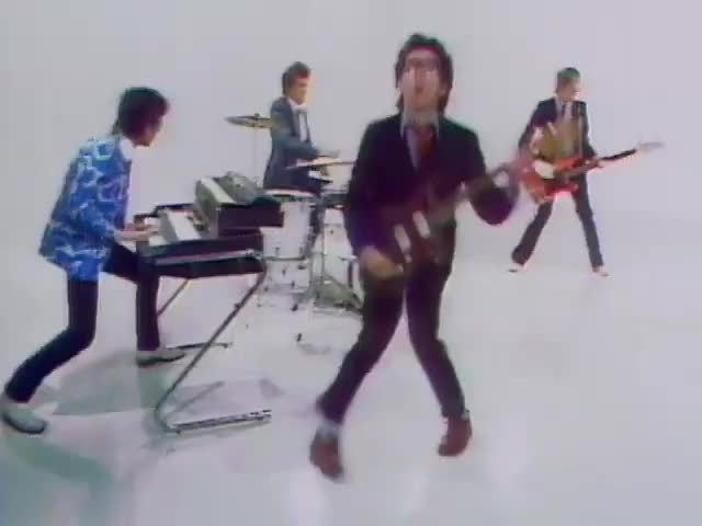 Watch Elvis Costello & The Attractions - Pump It Up GIF on Gfycat. Discover more costello, elvis, the GIFs on Gfycat