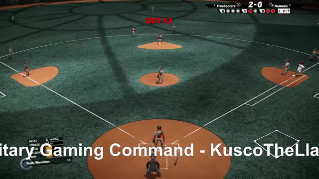 Watch -1 Fitness GIF by Gamer DVR (@xboxdvr) on Gfycat. Discover more KuscoTheLlama, SuperMegaBaseball2, xbox, xbox dvr, xbox one GIFs on Gfycat