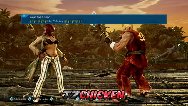 Watch 3, 3, 3, 3, 3 GIF by Nick DeJesus (@offinbed) on Gfycat. Discover more katarina, tekken GIFs on Gfycat