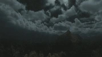 Watch and share [Horizon: Zero Dawn] [Gif] Timelapse With Clouds In Horizon! • R/PS4 GIFs on Gfycat