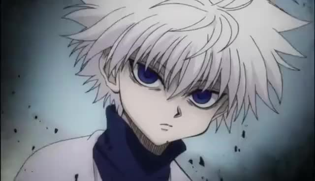 Watch Hunter X Hunter 2011 Killua Assassin Mode Moments GIF on Gfycat. Discover more related GIFs on Gfycat
