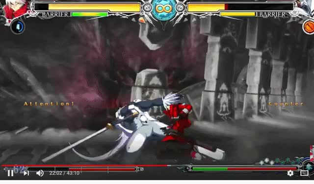 Watch and share 3d Blazblue GIFs on Gfycat