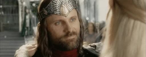 Watch Aragorn Coronation GIF on Gfycat. Discover more related GIFs on Gfycat