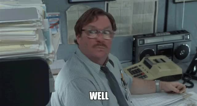 Watch office space GIF on Gfycat. Discover more stephen root GIFs on Gfycat