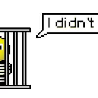 Watch and share Jail Prison Smiley Emoticon Animation Animated Gif Photo: Jail Prison Prisoner I Didn't Do It Innocent Smiley Smilie Emoticon Emoticons Animated Animation Animations Gif Jail02.gif animated stickers on Gfycat