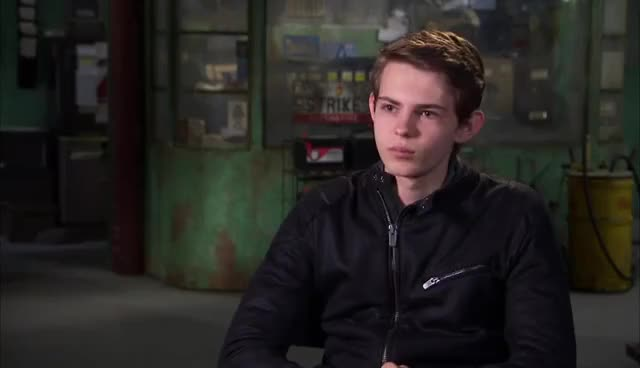 Watch Robbie Kay GIF on Gfycat. Discover more heroes reborn, robbie kay GIFs on Gfycat