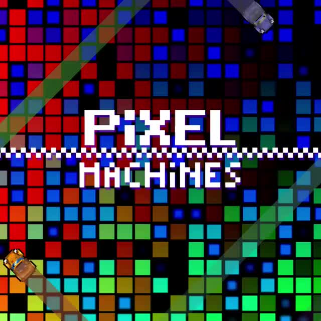 Watch and share Pixel Machines GIFs on Gfycat