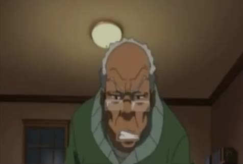 The Boondocks Granddad Loving The Fake Kardashian Booty-pic5228