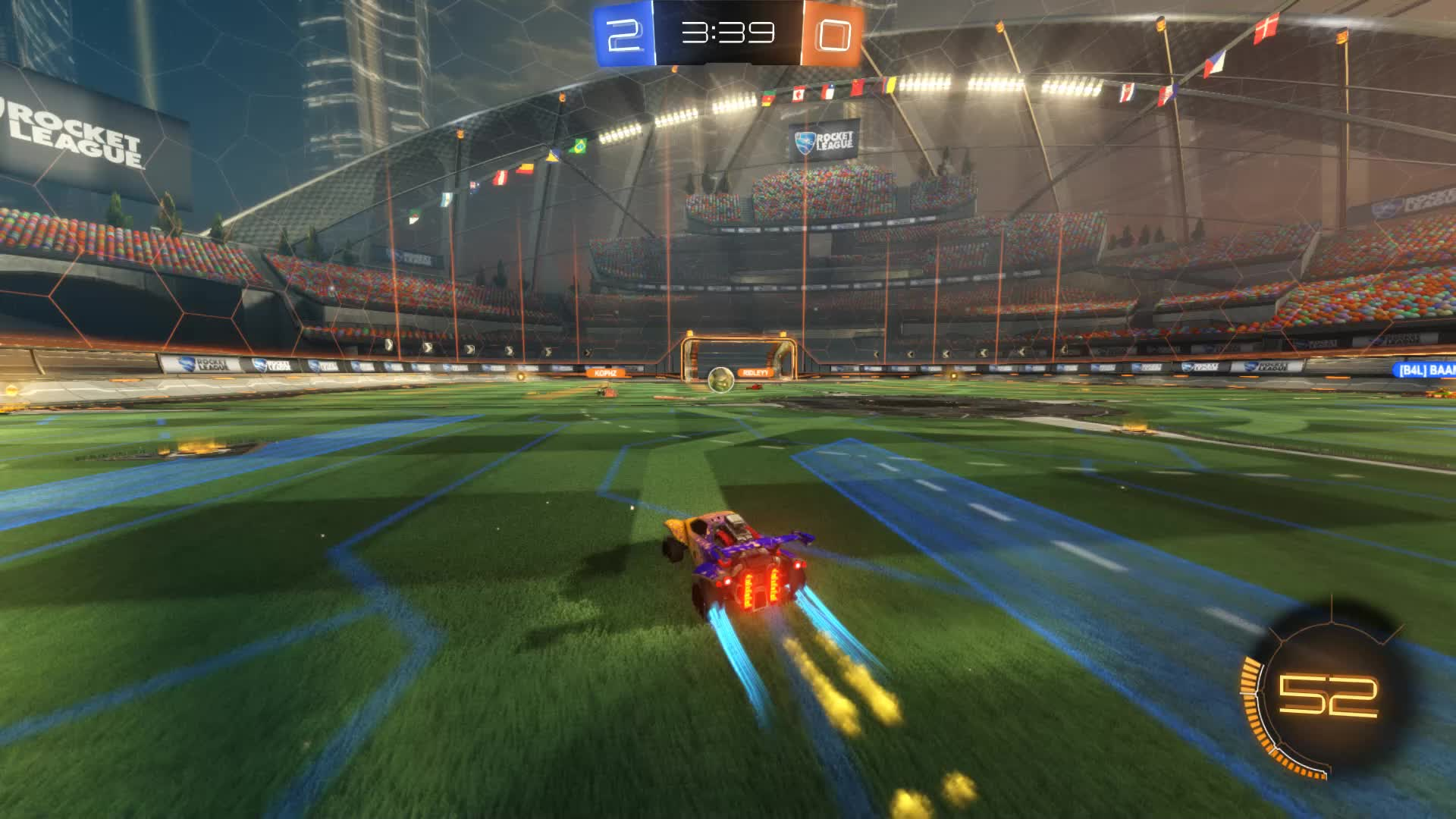 Gif Your Game, GifYourGame, Goal, Rocket League, RocketLeague, Squash, Goal 3: Squash GIFs