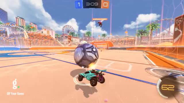 Watch Goal 2: CHIMPANZEE. GIF by Gif Your Game (@gifyourgame) on Gfycat. Discover more CHIMPANZEE., Gif Your Game, GifYourGame, Rocket League, RocketLeague GIFs on Gfycat