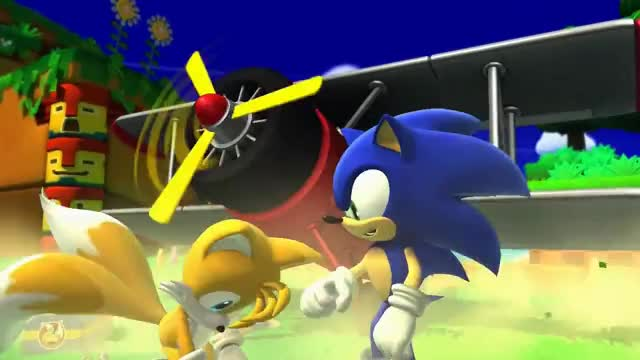 Watch and share Sonic Lost World GIFs and Unleashed GIFs by Damiel Quantel Demo'n Smith on Gfycat