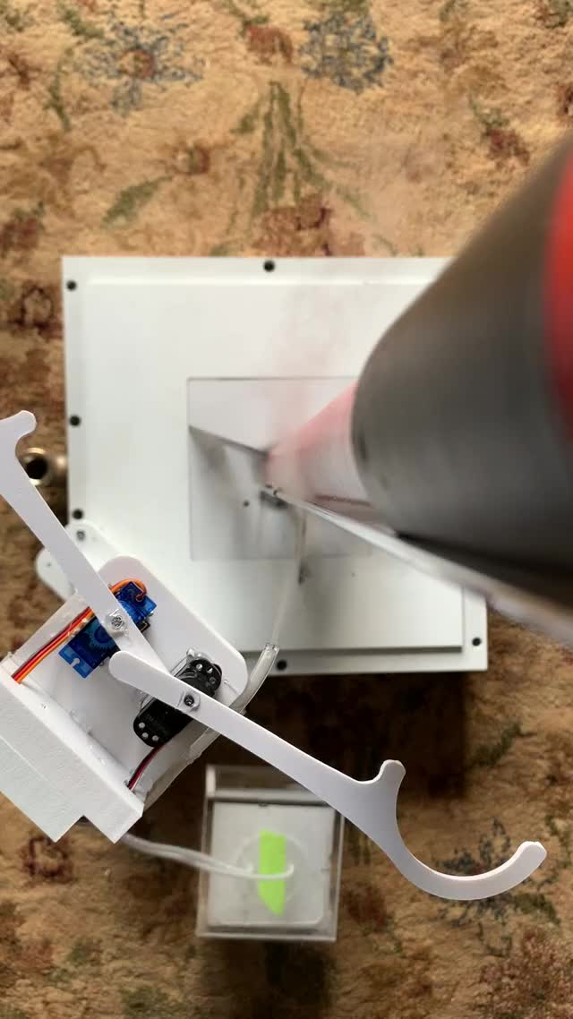Watch and share Model Rocket Venting 2 GIFs by Xander on Gfycat
