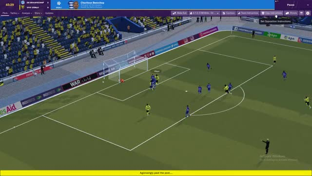 Watch and share Football Manager 2019 2019.04.10 - 23.44.19.03.DVR GIFs on Gfycat