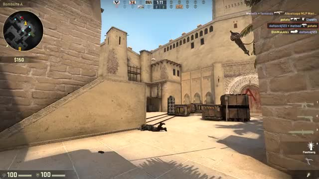 Watch and share Flashkill GIFs and Csgo GIFs by fluoridedeath on Gfycat