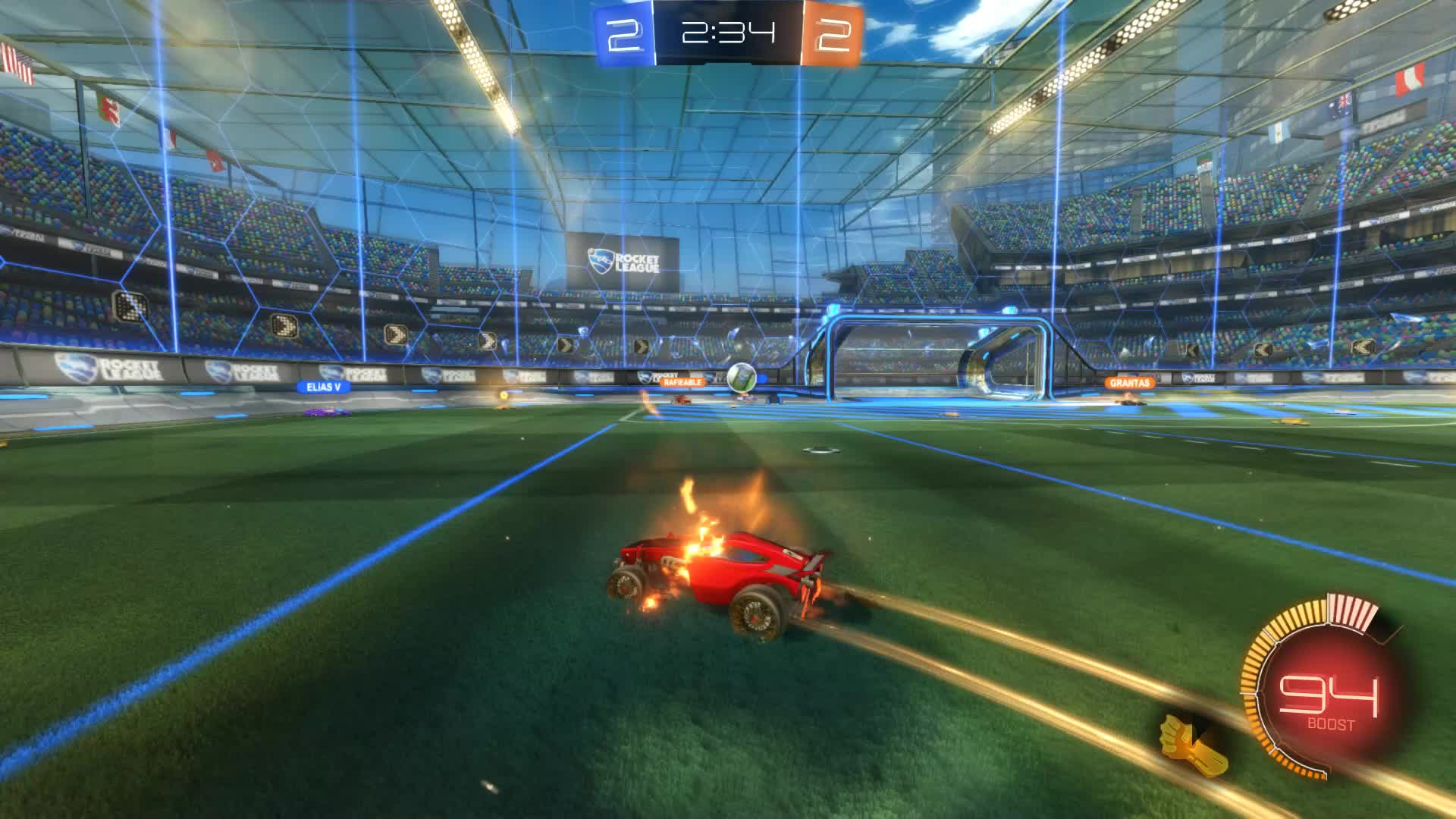 Gif Your Game, GifYourGame, Goal, JAG, Rocket League, RocketLeague, Goal 5: JAG GIFs