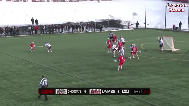 Watch Ohio State vs UMass Lacrosse Highlights 2019 GIF on Gfycat. Discover more College Lacrosse, College Lacrosse 2019, UMass Lacrosse, UMass Lacrosse 2019, college lacrosse highlights, college lacrosse highlights 2019, ohio state lacrosse, ohio state lacrosse 2019, ohio state lacrosse highlights, ohio state lacrosse highlights 2019 GIFs on Gfycat