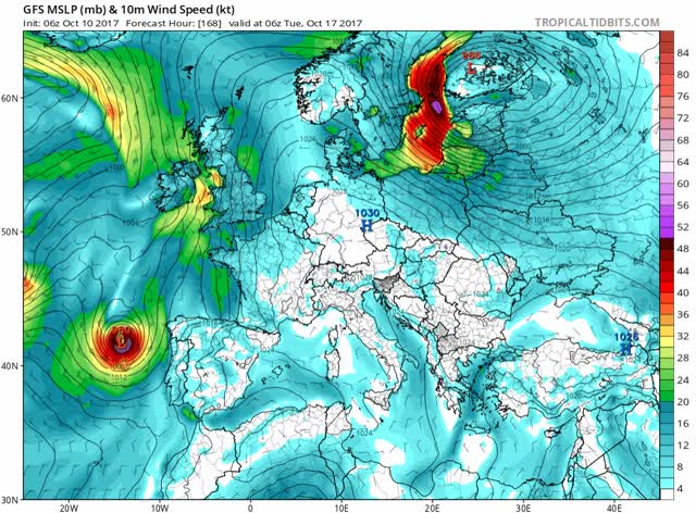 Watch gfs_mslp_wind_eu_fh168-204 GIF on Gfycat. Discover more related GIFs on Gfycat