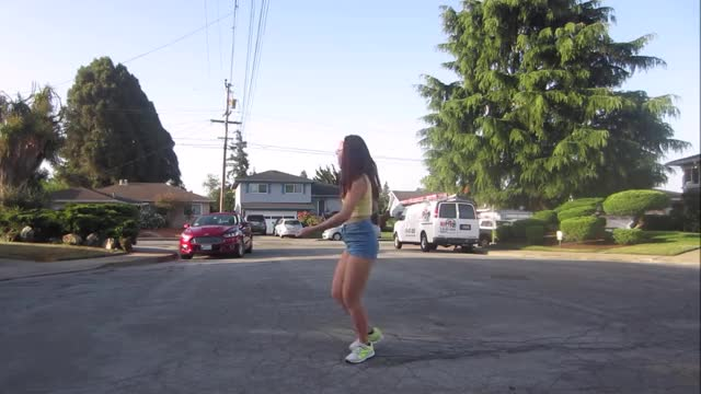 Watch and share Kristy Tsang GIFs and Dance Cover GIFs on Gfycat