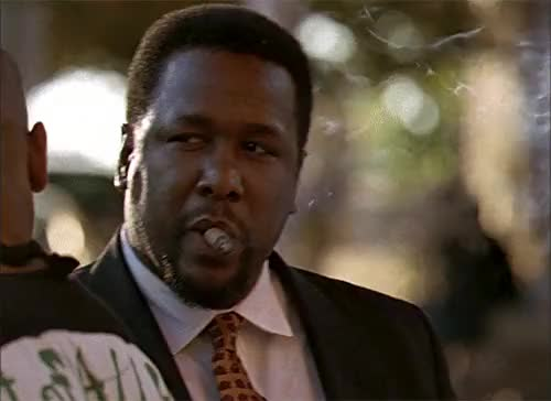 Watch and share Wendell Pierce GIFs on Gfycat
