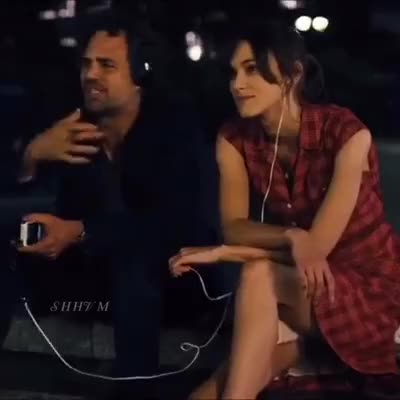 Watch and share Keira Knightley GIFs and Mark Ruffalo GIFs by Sahar Sami on Gfycat