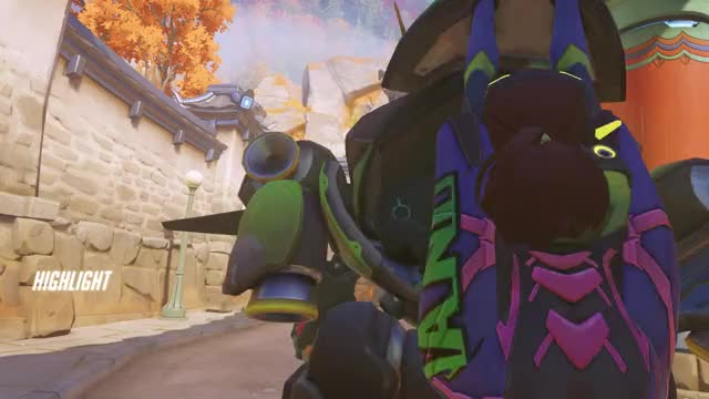 Watch and share Highlight GIFs and Overwatch GIFs by loodoo_jr1 on Gfycat