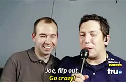 Watch and share Impractical Jokers GIFs and The Tenderloins GIFs on Gfycat