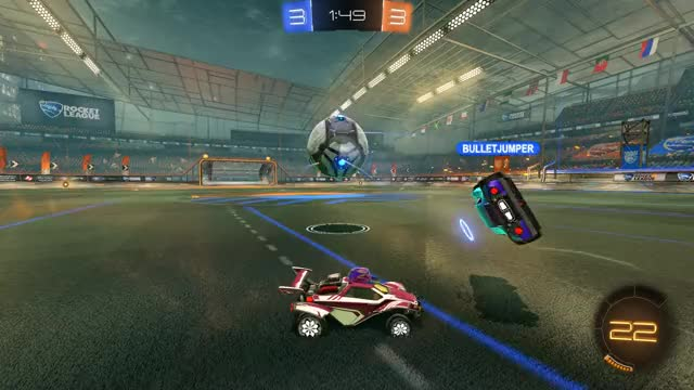 Watch and share 1v1 Clip GIFs by Bullet on Gfycat