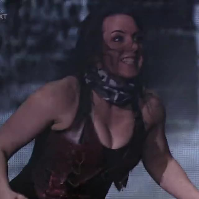 nikki Cross Is Sexy