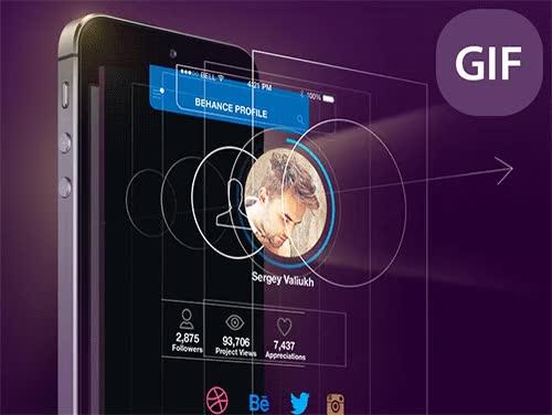 Watch and share UI Design GIFs on Gfycat