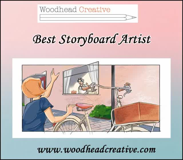 Watch and share Storyboard GIFs and Artist GIFs by woodheadcreative on Gfycat