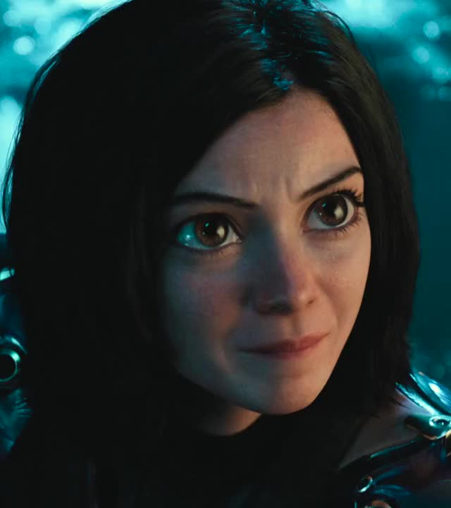Watch and share Alita GIF2 GIFs on Gfycat