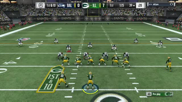 Watch and share Maddennfl17 GIFs and Xbox Dvr GIFs by Gamer DVR on Gfycat