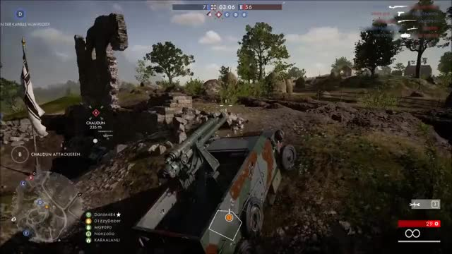 Watch The reason why you shoud always look at the map GIF on Gfycat. Discover more battlefield_one GIFs on Gfycat