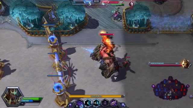Watch and share Heroes Of The Storm GIFs and Sylvanas GIFs by Felewin on Gfycat