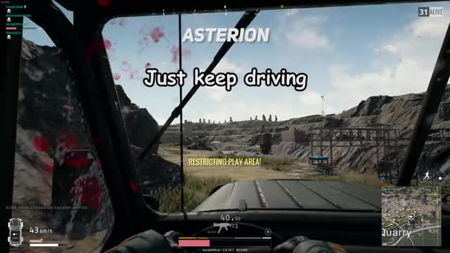 Watch and share Just Keep Going, Keep Driving... GIFs by SocialOfficer on Gfycat