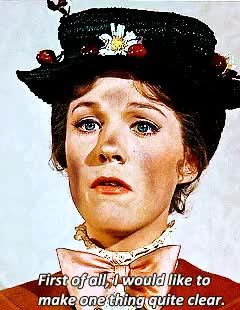 Watch this GIF on Gfycat. Discover more 1960s, 1964, Disney, disney edit, disneyedit, julie andrews, mary poppins, my gifs GIFs on Gfycat