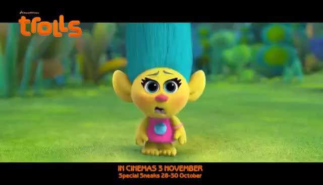 Watch and share Trolls Tv Spot #5 - Oh My God! GIFs on Gfycat