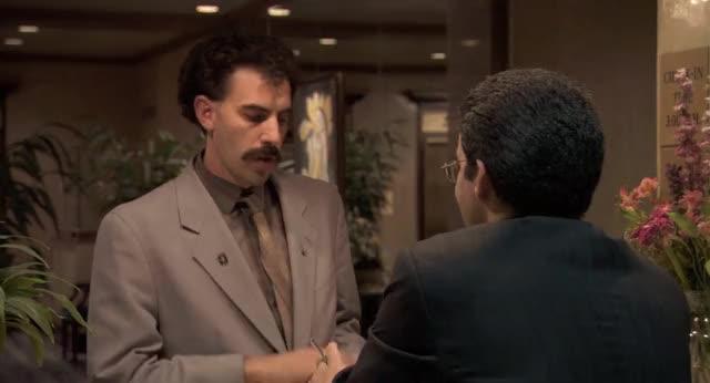 Watch and share Sacha Baron Cohen GIFs and Borat GIFs on Gfycat