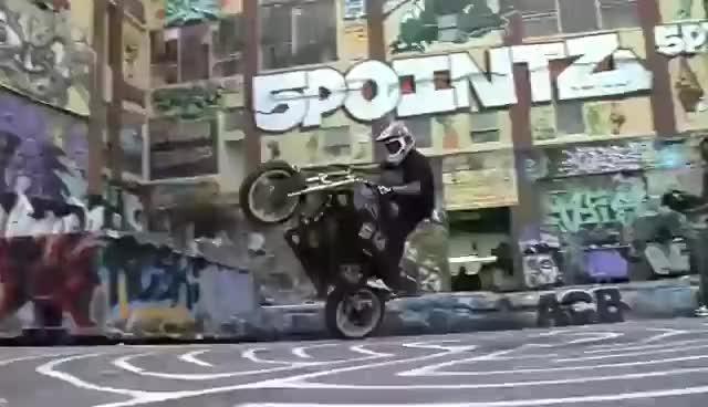 Watch and share Streetbike Stuntin GIFs on Gfycat