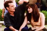 Watch keep dreaming GIF on Gfycat. Discover more 90210, beverly hills 90210, bh 90210, brenda walsh, brenda x dylan, by me, dylan mckay, luke perry, my ships, otp, shannen doherty, tv show: beverly hills 90210 GIFs on Gfycat