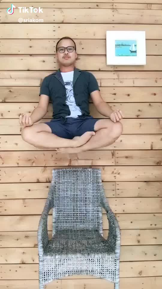 Watch and share Levitation GIFs and Magic GIFs by TikTok on Gfycat