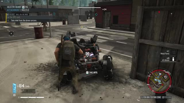 Watch and share Ghost Recon® Breakpoint 2021-03-29 21-55-00 GIFs on Gfycat