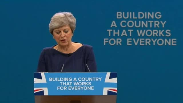 Watch and share Theresa May GIFs by abcnews_australia on Gfycat