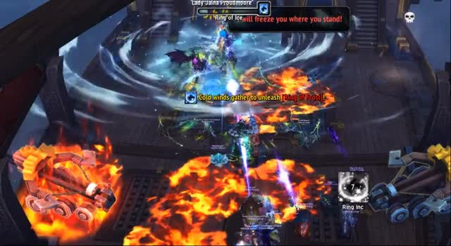 Watch and share 09 Jaina Ring Of Frost GIFs on Gfycat