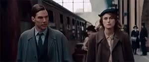 Watch and share The Imitation Game GIFs and Kiera Knightley GIFs on Gfycat
