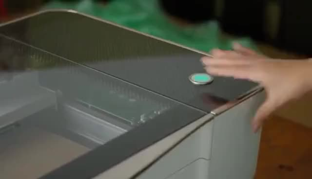 Watch and share Introducing Glowforge - The 3D Laser Printer GIFs on Gfycat