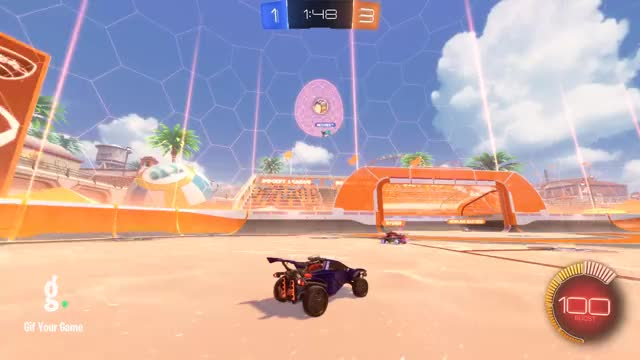 Watch Shot 1: bark bark GIF by Gif Your Game (@gifyourgame) on Gfycat. Discover more Gif Your Game, GifYourGame, Rocket League, RocketLeague, Shot, bark bark GIFs on Gfycat